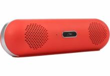 Портативная акустика Nomi (Номи) BT 521 Красный