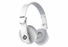 Беспроводные наушники Nomi (Номи) NBH-400 Белые