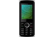 Мобильный телефон Nomi (Номи) i243 Черно-Серый