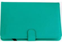 "Чехол-клавиатура для планшета  7"" Зеленый"