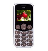 Мобильный телефон Nomi (Номи) i177 Metal Коричневый