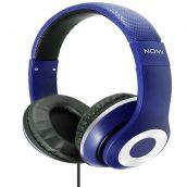 Наушники Nomi (Номи) NHS-204 Синие