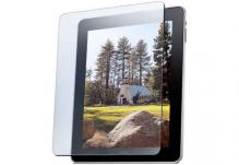 Защитная плёнка для планшета Nomi (Номи) C101010 Ultra 2