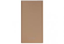 Универсальная мобильная батарея Nomi (Номи) E050 5000 mAh Золотой