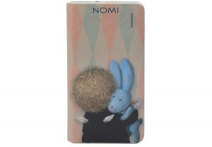 Универсальная мобильная батарея Power Bank Nomi (Номи) P060 6000 mAh Кролик