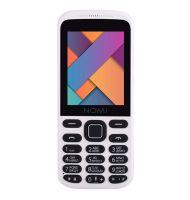 Телефон Nomi (Номи) i244 Бело-Красный