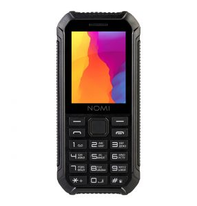 Мобильный телефон Nomi (Номи) i245 X-Treme Черный