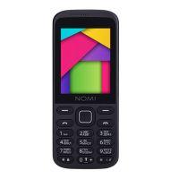 Телефон Nomi (Номи) i244 Черно-Красный