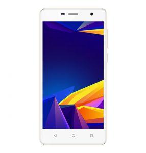 Смартфон Nomi (Номи) i5010 EVO M Бело-Золотой