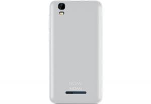 Силиконовый чехол-бампер для телефона Nomi (Номи) i5011 EVO M1 Матовый