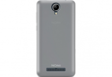 Силиконовый чехол-бампер для телефона Nomi (Номи) i5010 EVO M Матовый