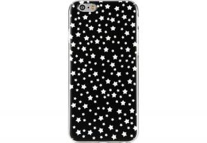 Силиконовый чехол-бампер для телефона Nomi (Номи) i5010 EVO M Звезды