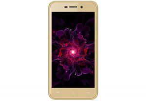 Мобильный телефон Nomi (Номи) i5012 EVO M2 Золотой