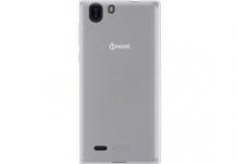 Силиконовый чехол-бампер для телефона Nomi (Номи) i508 Energy Матовый