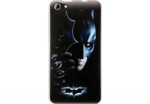 Силиконовый чехол-бампер для телефона Nomi (Номи) i5030 EVO X Бэтмен