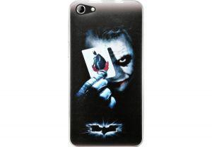 Силиконовый чехол-бампер для телефона Nomi (Номи) i5030 EVO X Джокер