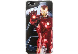 Силиконовый чехол-бампер для телефона Nomi (Номи) i5030 EVO X Iron Man