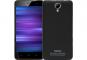 Силиконовый чехол-бампер для телефона Nomi (Номи) i5010 EVO M Черный