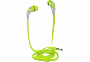 Наушники Nomi (Номи) NHS-102 Зеленые