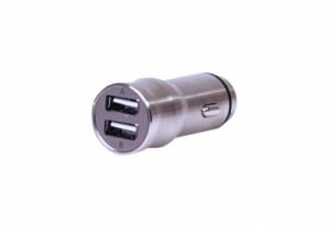 Автомобильное зарядное устройство Nomi CC05312 3.1A Metal