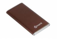 Универсальная мобильная батарея Nomi (Номи) P052 5200 mAh Коричневый
