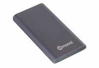 Универсальная мобильная батарея Nomi (Номи) M052 5200 mAh Серый