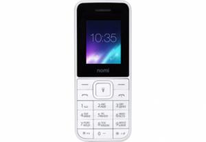 Мобильный телефон Nomi (Номи) i182 Белый