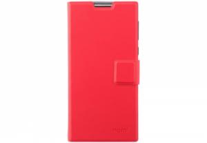 Чехол книжка для телефона Nomi (Номи) i508 Energy Красный