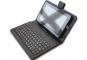 """Чехол-клавиатура для планшета 7"""" Черный"""