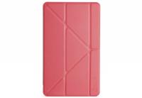 Чехол для планшета Nomi (Номи) C08000 Libra Розовый
