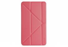 Чехол для планшета  Nomi (Номи) C07007 Polo Розовый