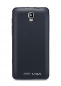 Силиконовый чехол-бампер для телефона Nomi (Номи) i4510 BEAT M Черный