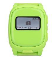 Детские смарт-часы Nomi (Номи) W1 Зелёные