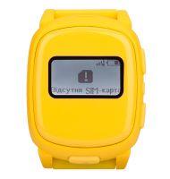 Детские смарт-часы Nomi (Номи) W1 Желтые