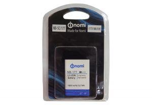 Аккумулятор для телефона Nomi (Номи) i177
