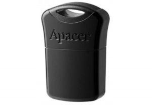 Флеш-память USB Apacer AH116 16GB black