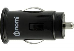 Автомобильное зарядное устройство Nomi CC05210 2100mA Черное