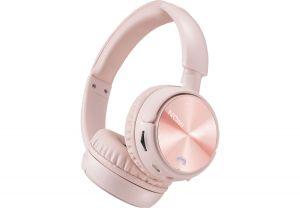 Беспроводные наушники Nomi NBH- 470 Rose Pink