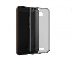 Силиконовый чехол-бампер для телефона Nomi (Номи) i5014 EVO M4 Black