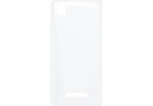 Силиконовый чехол-бампер для телефона Nomi (Номи) i5011 EVO M1 Прозрачный