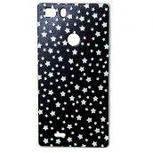 Силиконовый чехол-бампер для телефона Nomi (Номи) i5031 EVO X1 Звезды