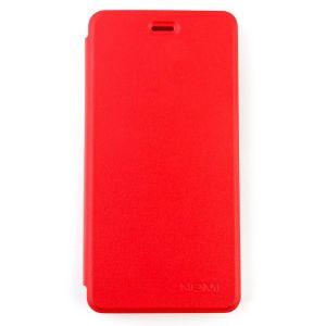 Чехол-книжка для телефона Nomi (Номи) i5032 EVO X2 Красный