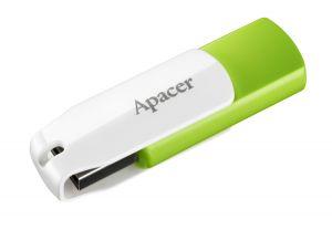 Флеш-память USB Apacer AH335 16GB Green