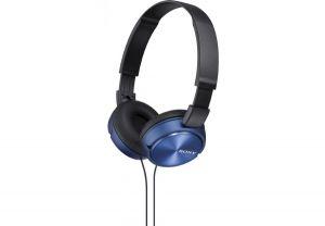 Наушники Sony MDR-ZX310 Blue