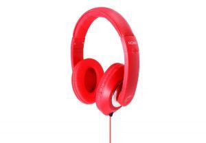 Наушники Nomi (Номи) NHP-180 Красные