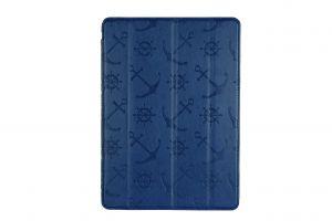 Чехол для планшета Nomi (Номи) С09600 Stella Синий с якорем
