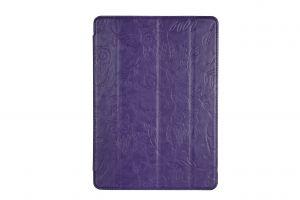 Чехол для планшета Nomi (Номи) С09600 Stella Фиолетовый с совами