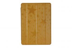 Чехол для планшета Nomi (Номи) С09600 Stella Желтый со звёздами
