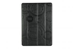 Чехол для планшета Nomi (Номи) С09600 Stella Черный с часами