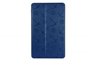 Чехол для планшета Nomi (Номи) C10103 Ultra Синий с якорем
